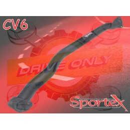 Décatalyseur Sport Opel Calibra 2.0 16V Eco-Tec & 2.5i V6 1994 - 1998
