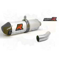 Silencieux sport Dominator : TRX 450R 2004 - 2005