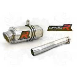 Silencieux sport Dominator : XRV 750 Africatwin 1988 - 2003