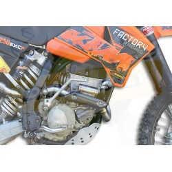 Collecteur sport + Powerbomb Dominator : EXC-F / EXC 250 F 2006 - 2008