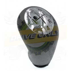 Pommeau de vitesse  Sport aluminium Renault 5 Vitesses
