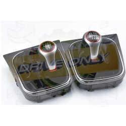 Pommeau de vitesse  + Soufflet 3 Volkswagen / Audi / Seat / Skoda 5 / 6 vitesses