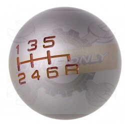 Pommeau de vitesse  Aluminium  6 Vitesses Honda