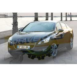 Ampoules Xénon de remplacement pour Peugeot 508 2011 - 201x