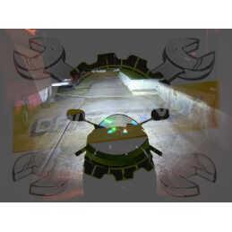 Ampoules Led pour Aprilia RSV4 Factory & R  2011 - 2012