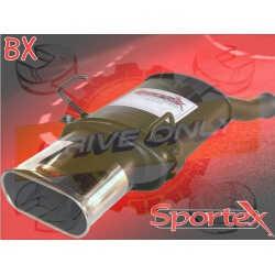 Silencieux    Sportex 2 Peugeot 309 1.6 & 1.9 GTI  1989 - 1994