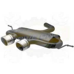 Silencieux Ulter Sport  VOLKSWAGEN Golf V Look R32 2003-2008 1.4 / 1.6 FSi / 1.9 Tdi / 2.0 SDi / 2.0 Tdi