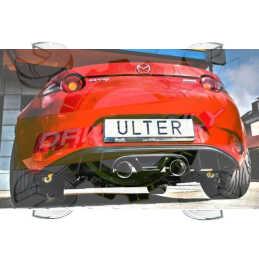 Silencieux Ulter Sport + Diffuseur  116-413/70RS bis MAZDA MX5 Modèle ND 2014 - 201x Coupé & Cabriolet 2.0