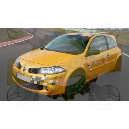 Ampoules Xénon de remplacement pour Renault Mégane 2 Phase 2 2006-2009