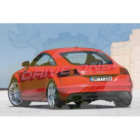 Ampoules Xénon de remplacement pour Audi TT/TT-S/TT-RS 8J 2006-2014