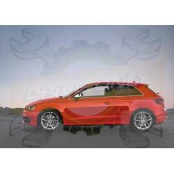 Ampoules Xénon de remplacement pour Audi A3 & S3 8V 2012 - 201x