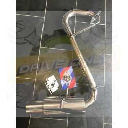 Ligne d'échappement Direct DriveOnly Mazda Mx5 NB 1998 - 2005 1.6 / 1.8