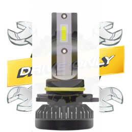 Mini-Ampoule à Led Cree H4 40w (Croisement + Plein Phare )