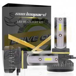 Mini-Ampoule à Led Cree H3 40w