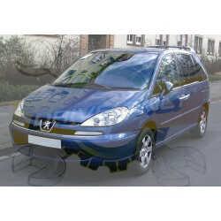 Ampoules Xénon de remplacement pour Peugeot 807 2002 - 2014