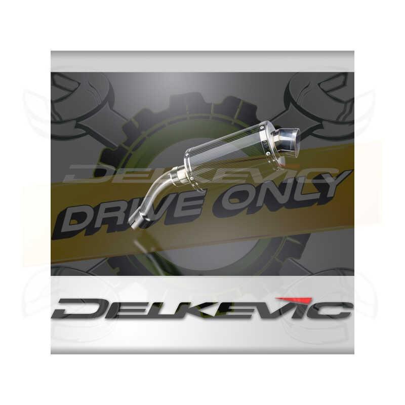 Dominator Exhaust Silencieux /échappement BMW F800GT 13 2013 ROND DB KILLER