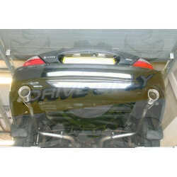 Silencieux direct  Sport  Inox DriveOnly  Jaguar S Type 4.8 V8 R 2002 - 2008