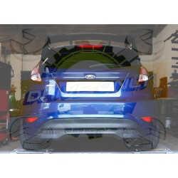 Silencieux Direct Sport DriveOnly Fiesta 1.0 Ecoboost 100/125/140cv 2012 - 201x