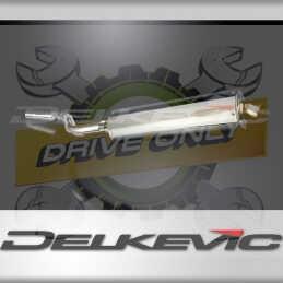 BMW R1100 R1150RS 1993-2005 ECHAPPEMENT SILENCIEUX 450MM OVALE INOX