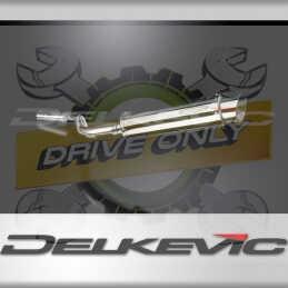 BMW R1100 R1150RS 1993-2005 ECHAPPEMENT SILENCIEUX 350MM ROND INOX