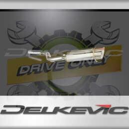 BMW R1100 R1150RS 1993-2005 ECHAPPEMENT SILENCIEUX 200MM ROND INOX
