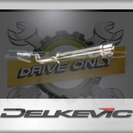 BMW R1100RT/R1150RT 1993-2005 ECHAPPEMENT SILENCIEUX 350MM ROND CARBONE