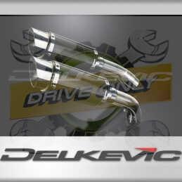 DUCATI 1198 & 1198S 2009-2011 ECHAPPEMENT SILENCIEUX 200MM ROND CARBONE