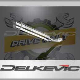 DUCATI DIAVEL 2011-2018 ECHAPPEMENT SILENCIEUX 350MM ROND INOX