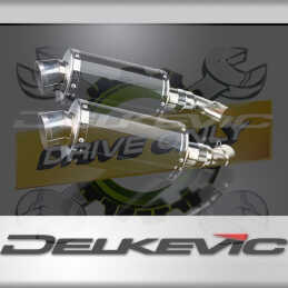 DUCATI MONSTER 696 2008-2014 ECHAPPEMENT SILENCIEUX 225MM OVALE CARBONE