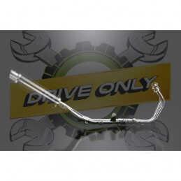 HONDA CBR500R CB500F-X 13-16 ECHAPPEMENT COMPLET 350MM CARBONE ROND