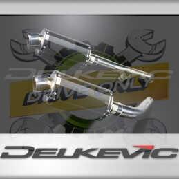 HONDA CBF1000/GT/ABS 06-11 ECHAPPEMENT SILENCIEUX 225 OVALE CARBONE