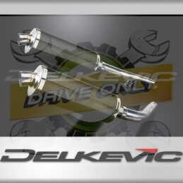 HONDA CBF1000 GT ABS 2006-2011 ECHAPPEMENT SILENCIEUX 350MM OVALE CARBONE