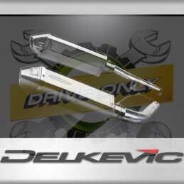 HONDA CBF1000 GT ABS 2006-2011 ECHAPPEMENT SILENCIEUX 320MM TRI-OVALE INOX