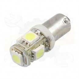 2 ampoules Led T4W - Culot...