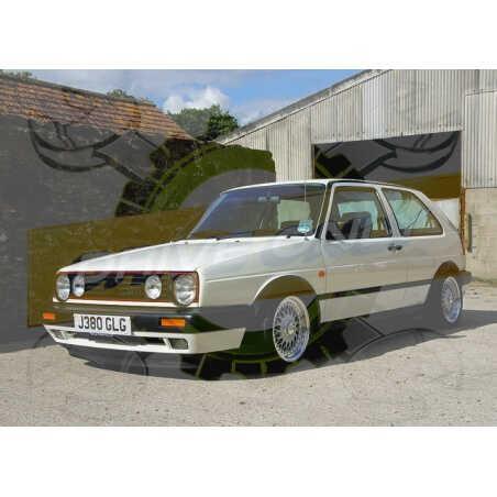Kit xénon Volkswagen Golf II