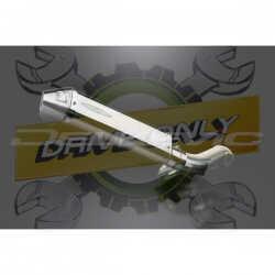 HONDA CBR1000RR FIREBLADE 14-16 EU MOD ECHAPPEMENT SILENCIEUX 320 TRI-OVALE INOX