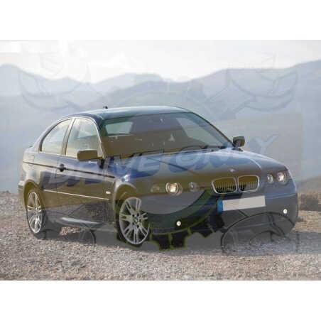 Ampoules Xénon de remplacement pour BMW Série 3 E46 Compact, 1998-2005