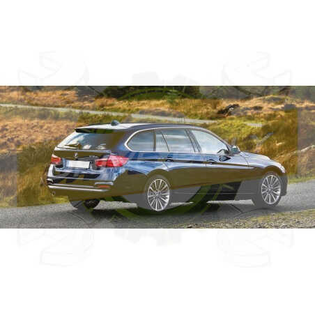 Ampoules Xénon de remplacement pour BMW Série 3 F31 Touring, 2012-2016