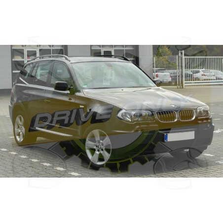 Ampoules Xénon de remplacement pour BMW X3 E83, 2004-2010