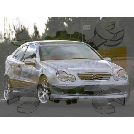 Ampoules Xénon de remplacement pour Mercedes Classe CLC CL203, 2008-2011
