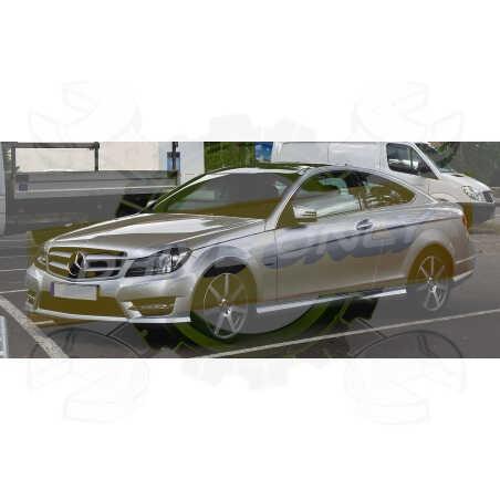 Ampoules Xénon de remplacement pour Mercedes Classe C Coupé C204, 2011-2014