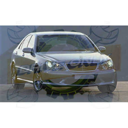 Ampoules Xénon de remplacement pour Mercedes Classe S W220, 1998-2005