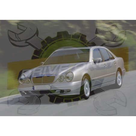Ampoules Xénon de remplacement pour Mercedes Classe E W210, 1995-2002