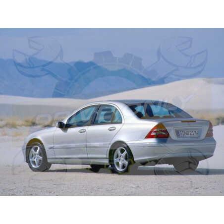 Kit xénon Mercedes Classe C 2000 - 2007