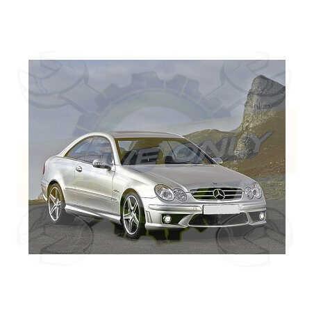 Ampoules Xénon de remplacement pour Mercedes Classe CLK C209, 2002-2010