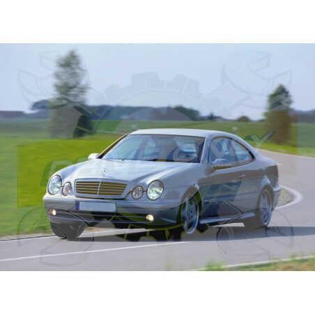 Ampoules Xénon de remplacement pour Mercedes Classe CLK C208, 1998-2003