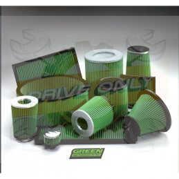 Filtre Sport Green  - MERCEDES 420 (R107) 420 SL  (86-89)