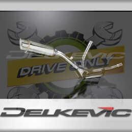 SUZUKI DL650 V-STROM 2004-2011 ECHAPPEMENT SILENCIEUX 200MM ROND INOX