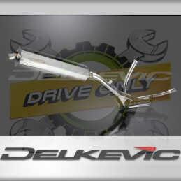 SUZUKI DL650 V-STROM ABS 2012-2016 ECHAPPEMENT SILENCIEUX 450MM OVALE INOX