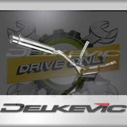 SUZUKI DL650 V-STROM ABS 2012-2016 ECHAPPEMENT SILENCIEUX 350MM ROND INOX